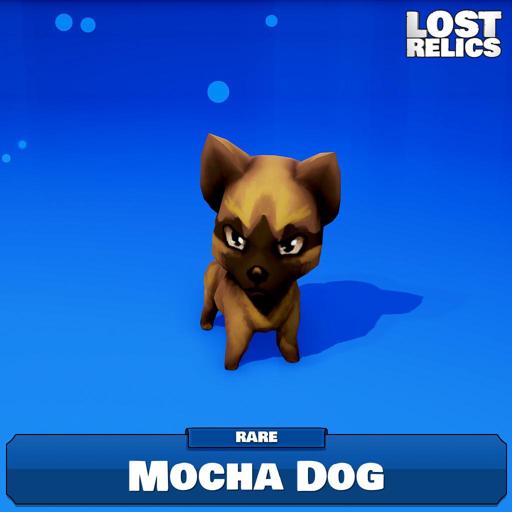 Mocha Dog Image