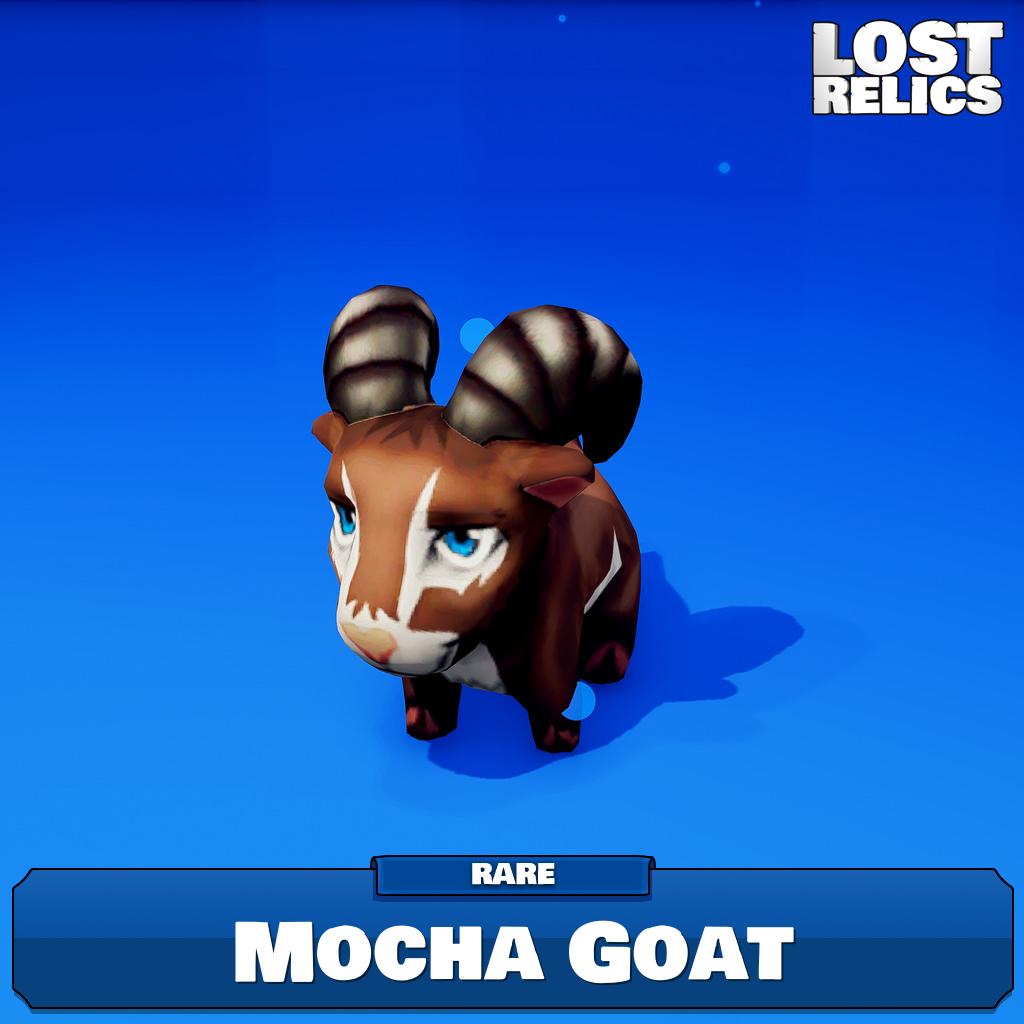 Mocha Goat Image