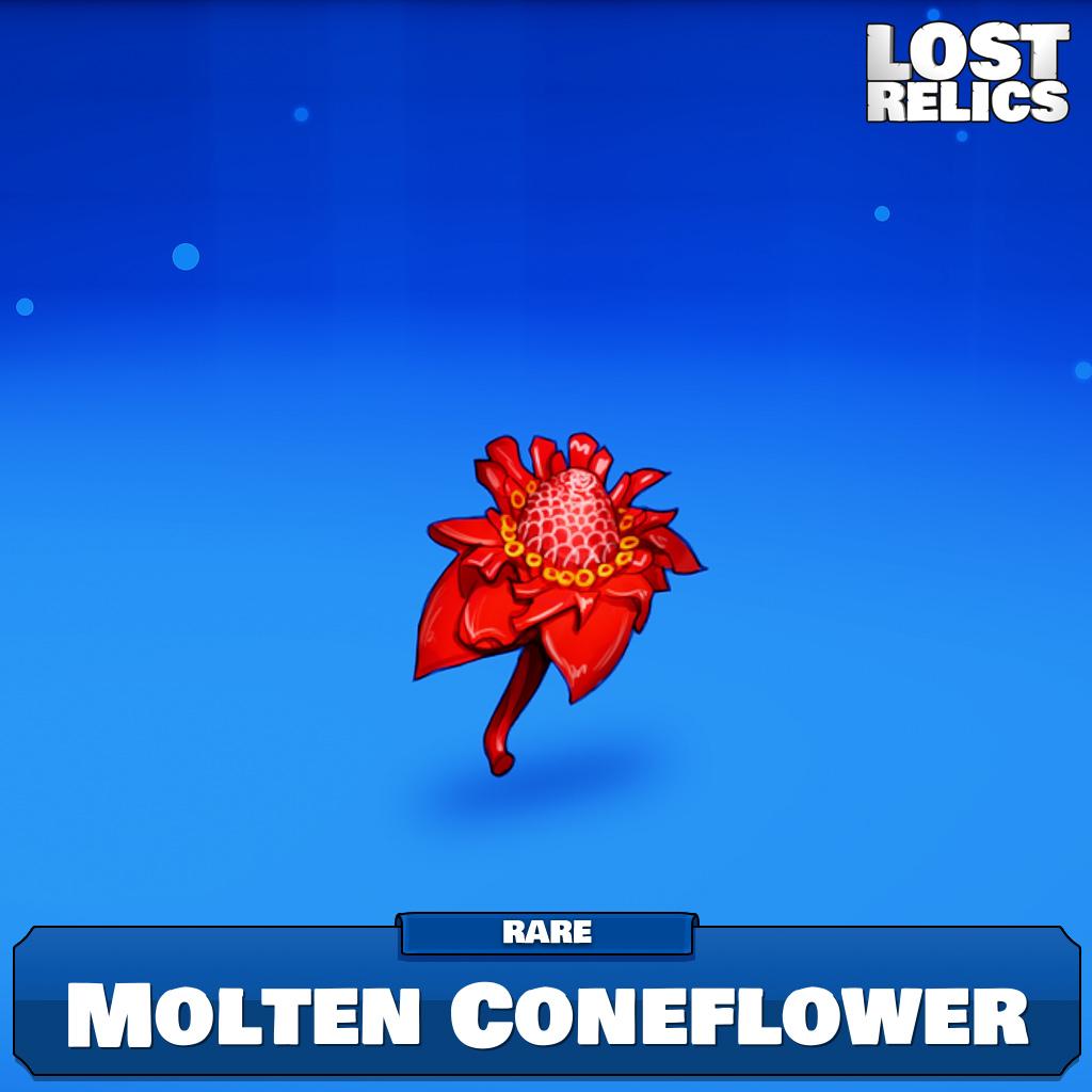 Molten Coneflower Image