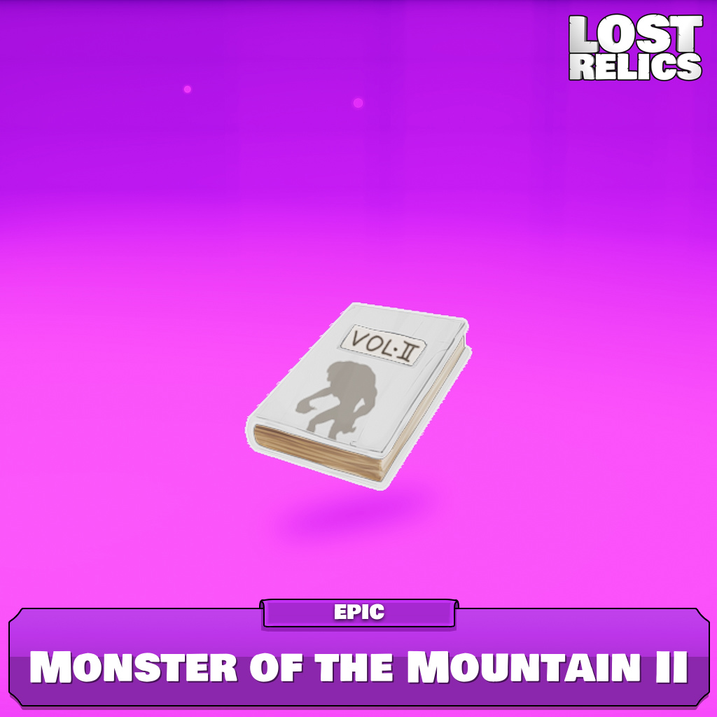 Monster of the Mountain II Image