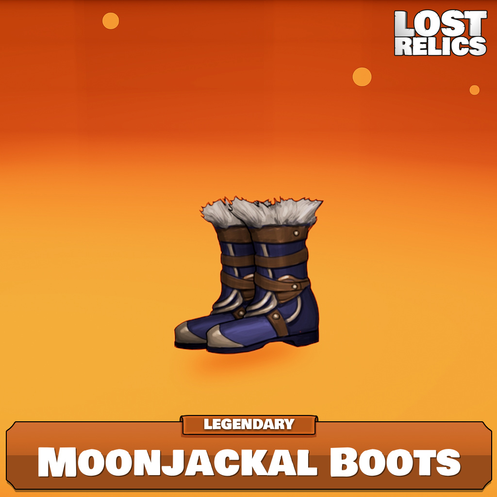 Moonjackal Boots Image