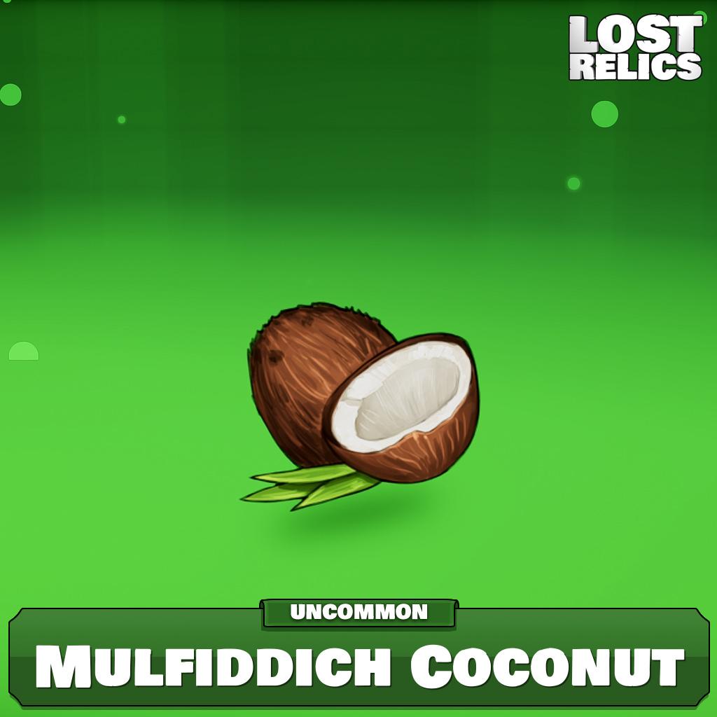 Mulfiddich Coconut Image