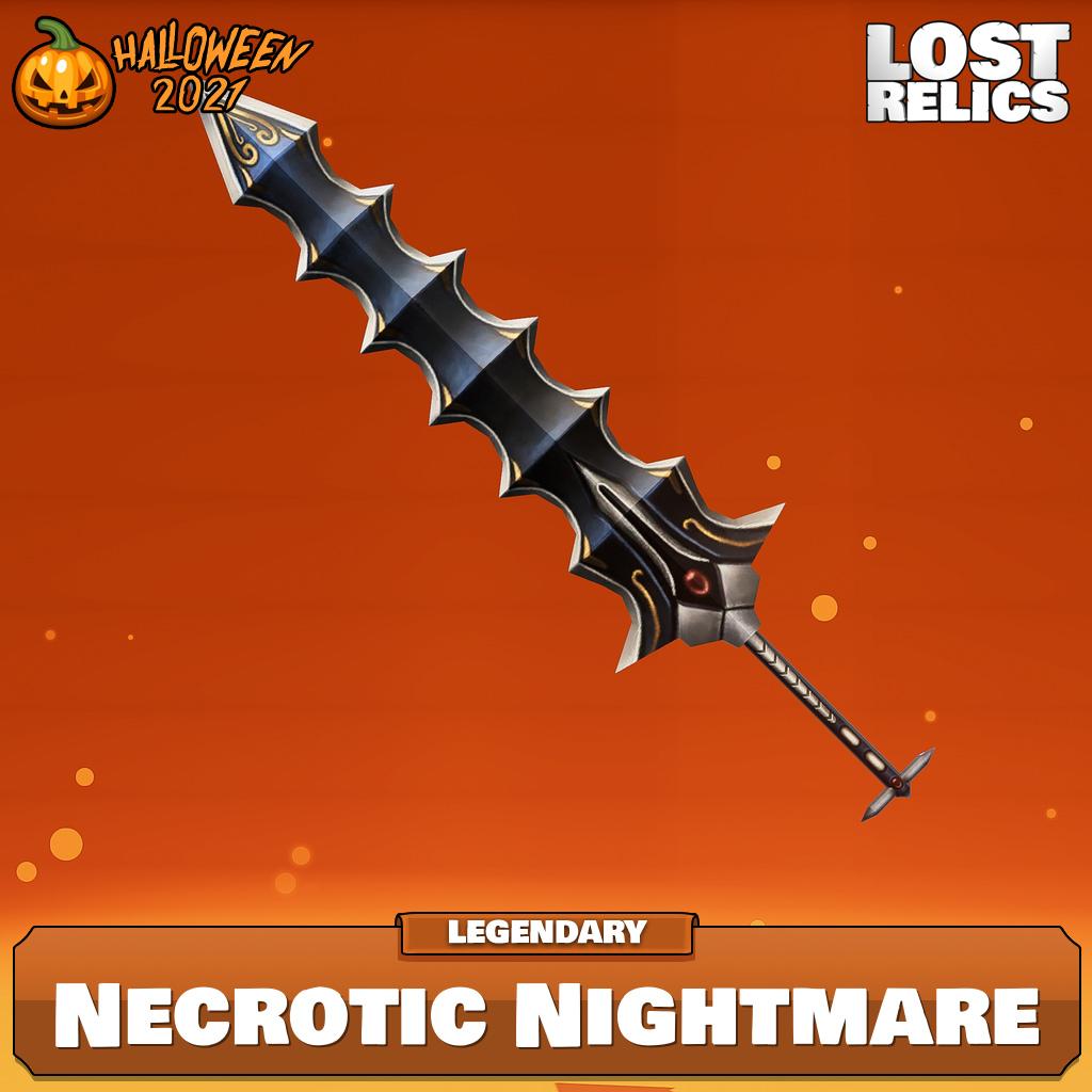 Necrotic Nightmare Image