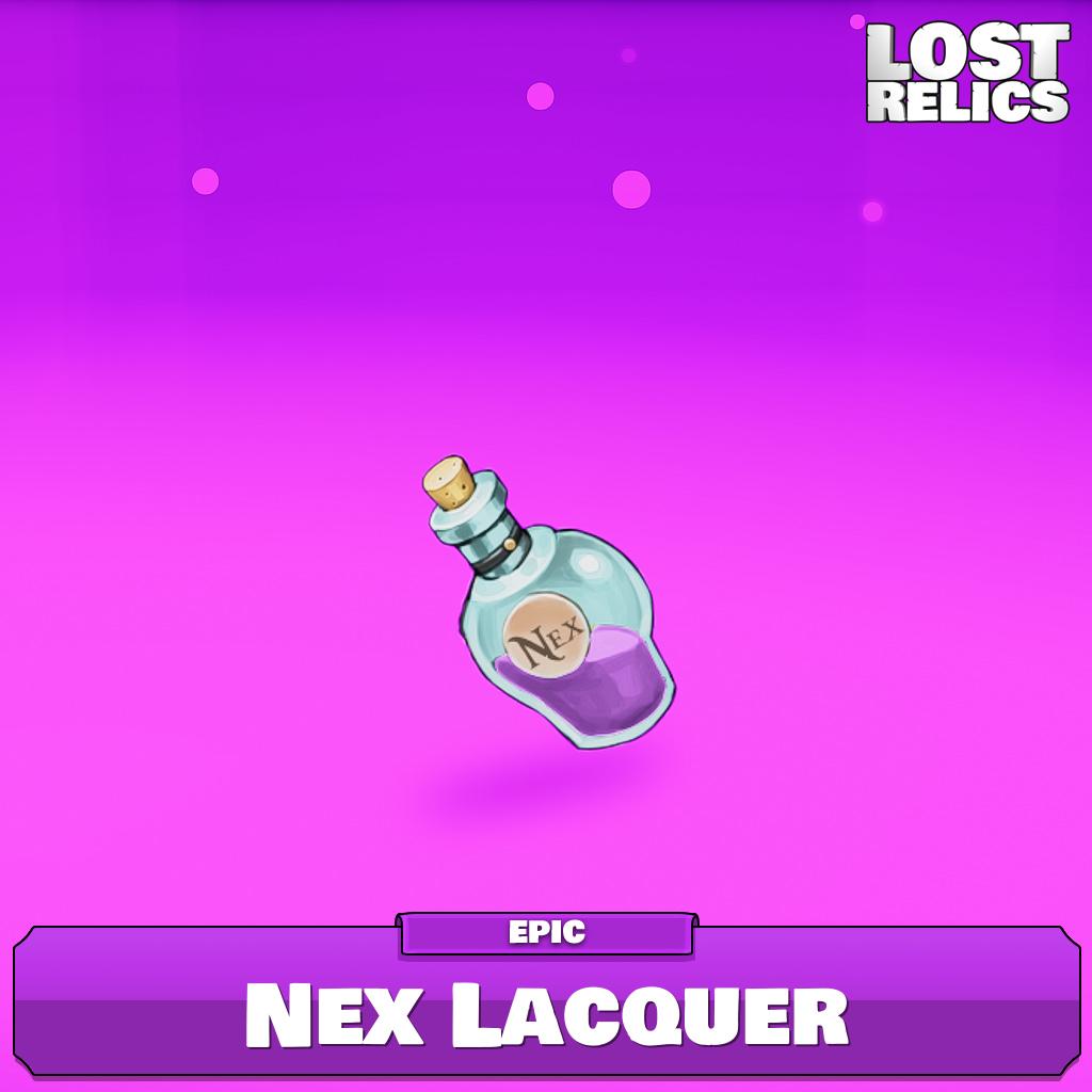 Nex Lacquer Image