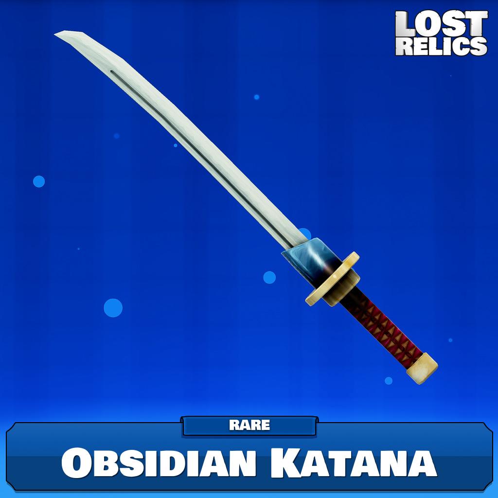 Obsidian Katana Image