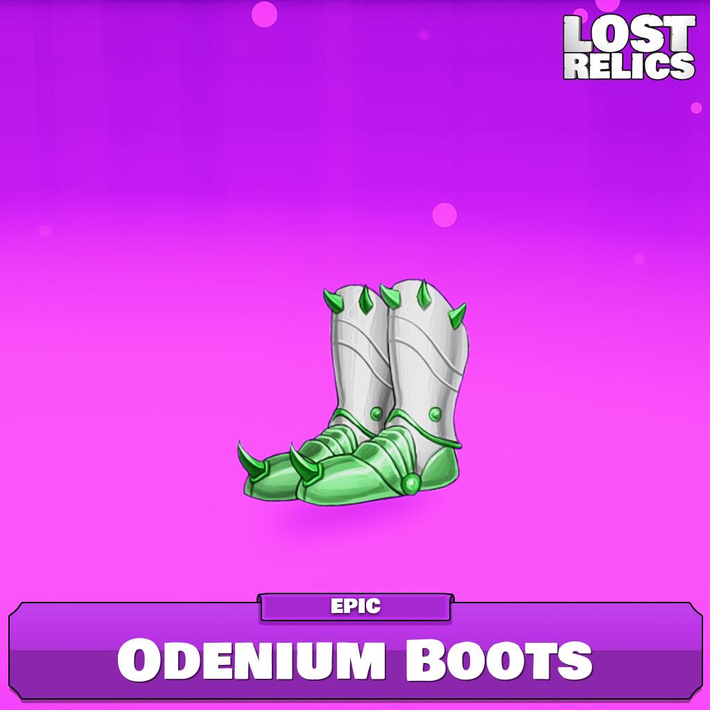 Odenium Boots