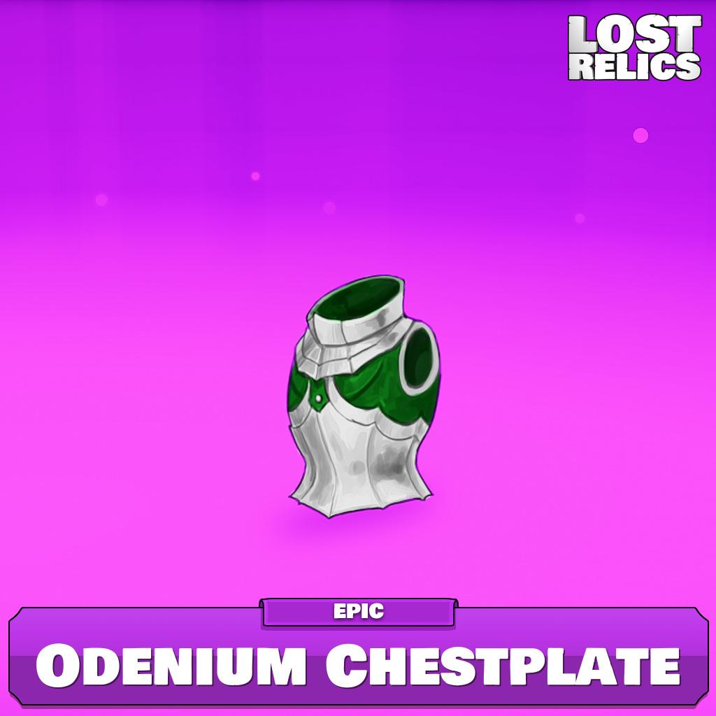 Odenium Chestplate Image
