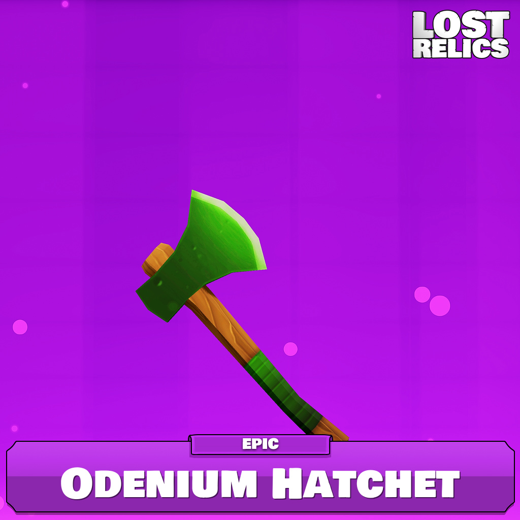 Odenium Hatchet Image