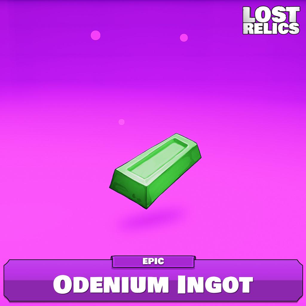 Odenium Ingot Image