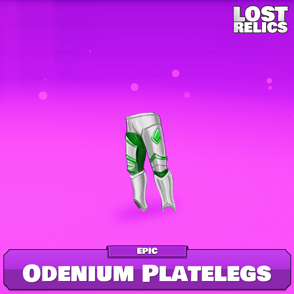 Odenium Platelegs