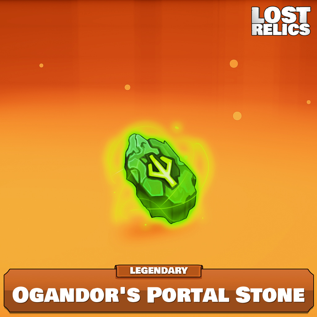 Ogandor's Portal Stone Image