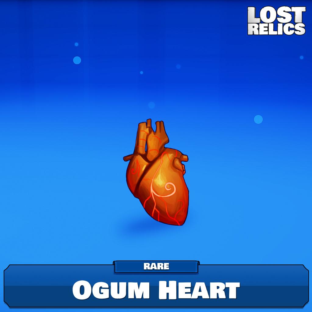 Ogum Heart Image