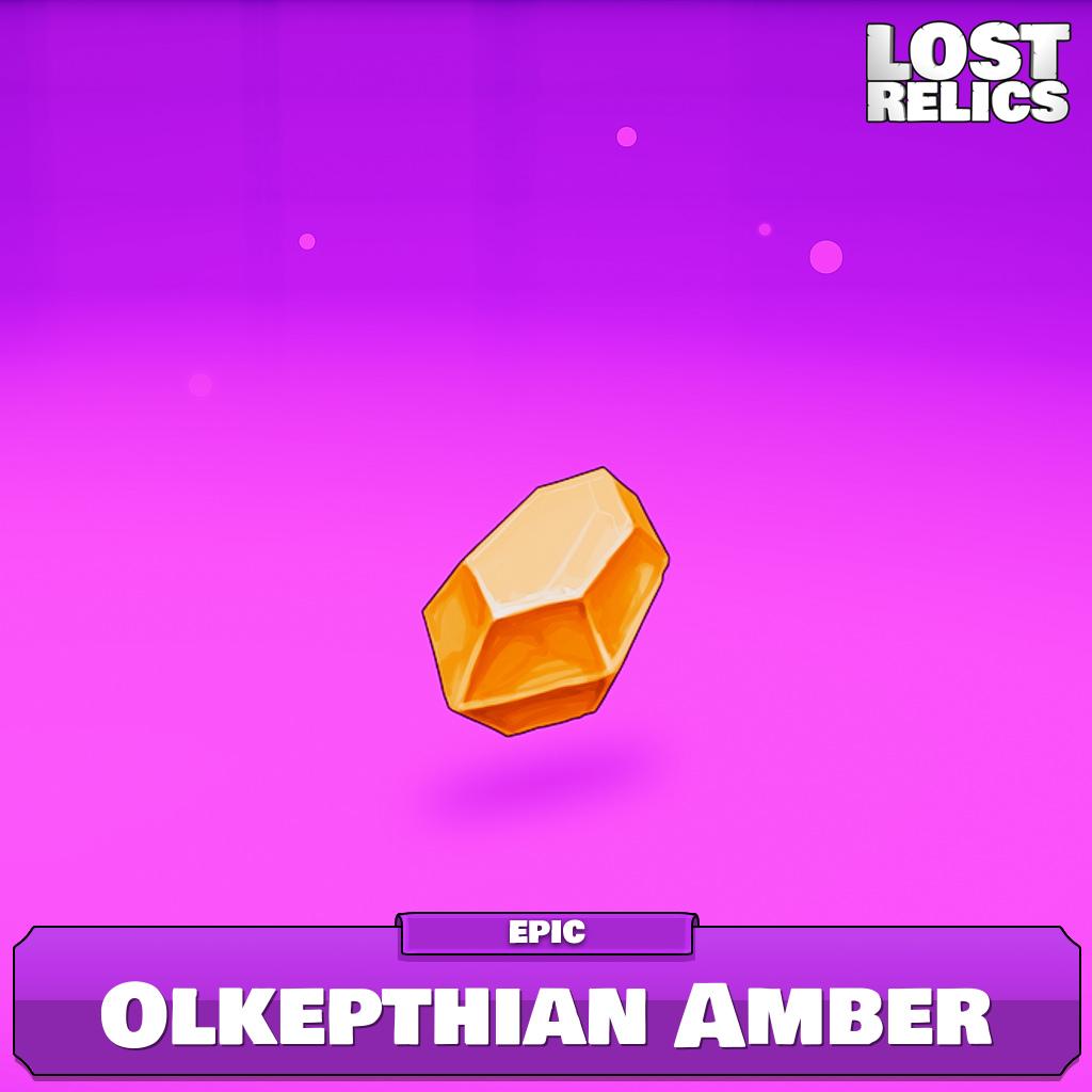 Olkepthian Amber Image