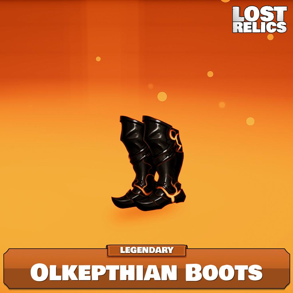 Olkepthian Boots