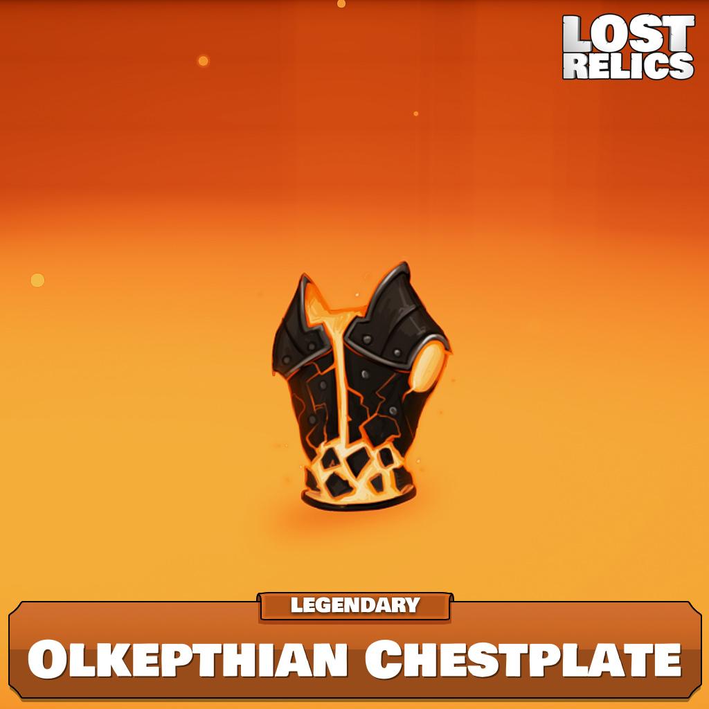 Olkepthian Chestplate Image