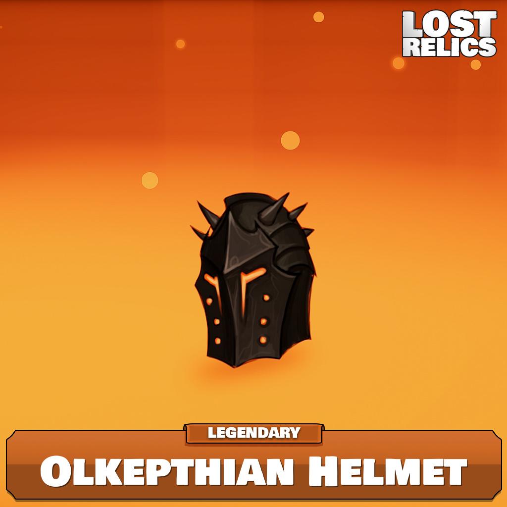 Olkepthian Helmet Image
