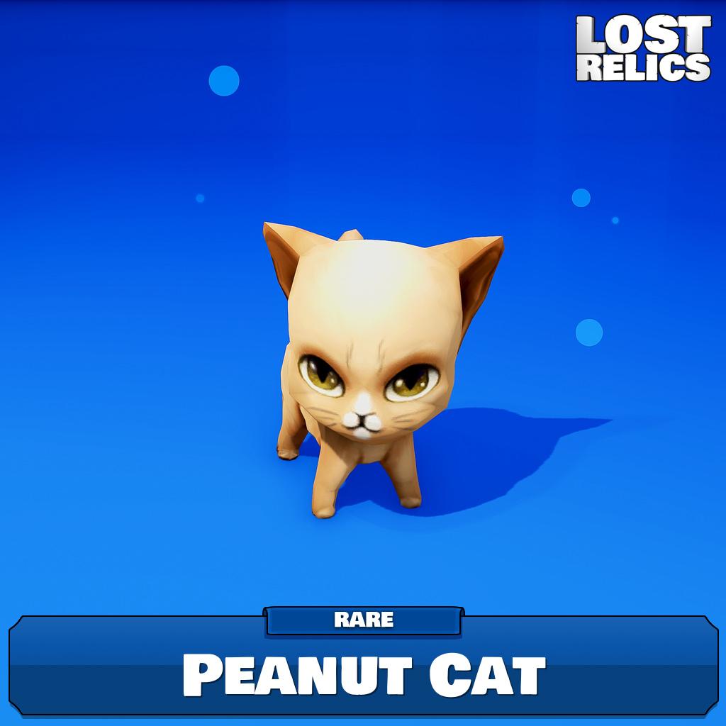 Peanut Cat Image