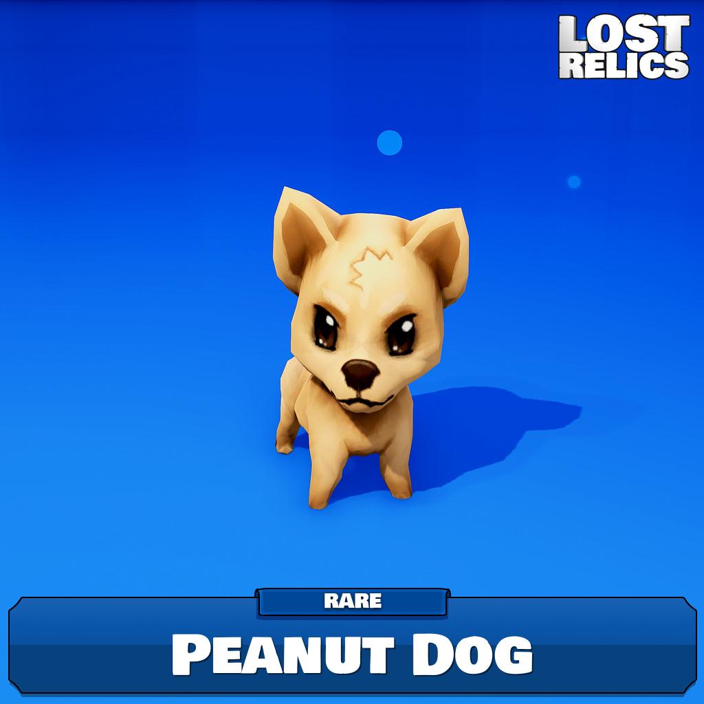 Peanut Dog Image