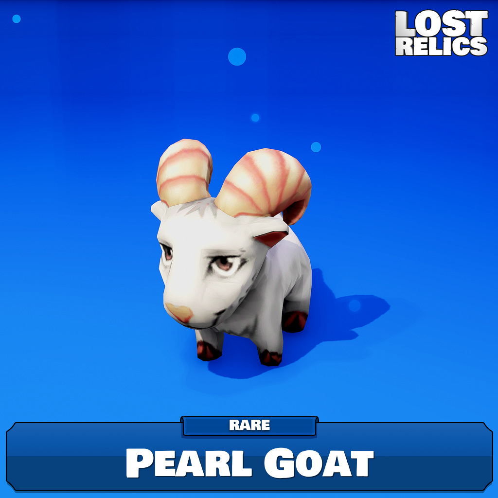 Pearl Goat Image