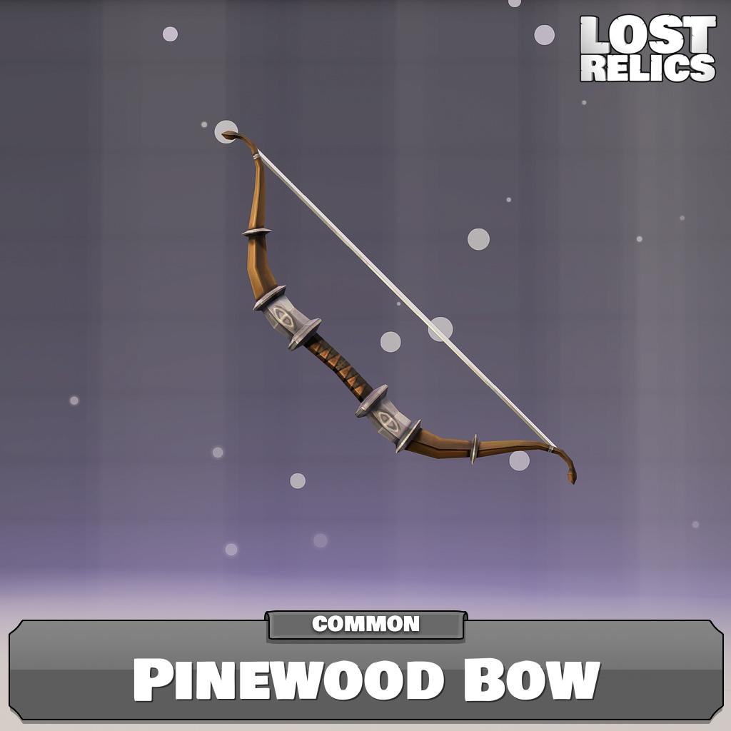Pinewood Bow Image