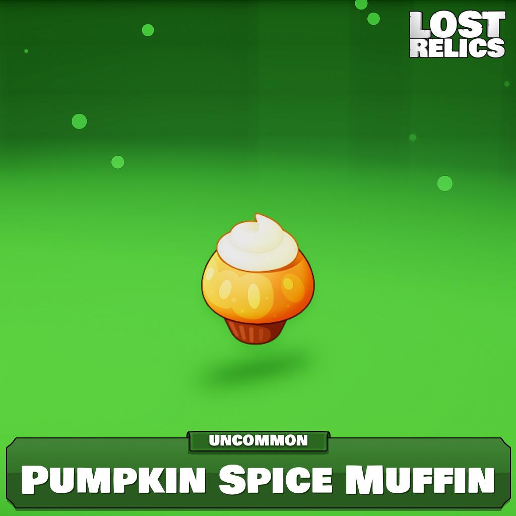 Pumpkin Spice Muffin Image