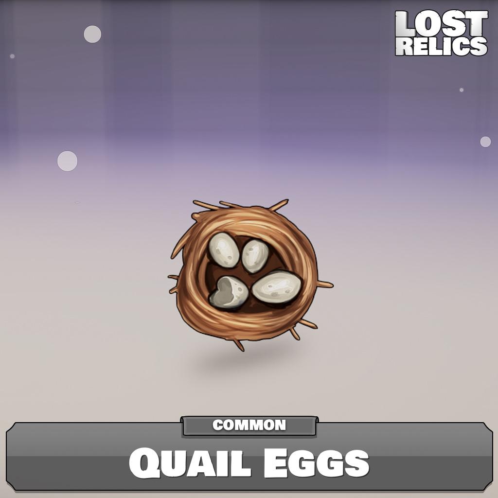 Quail Eggs Image