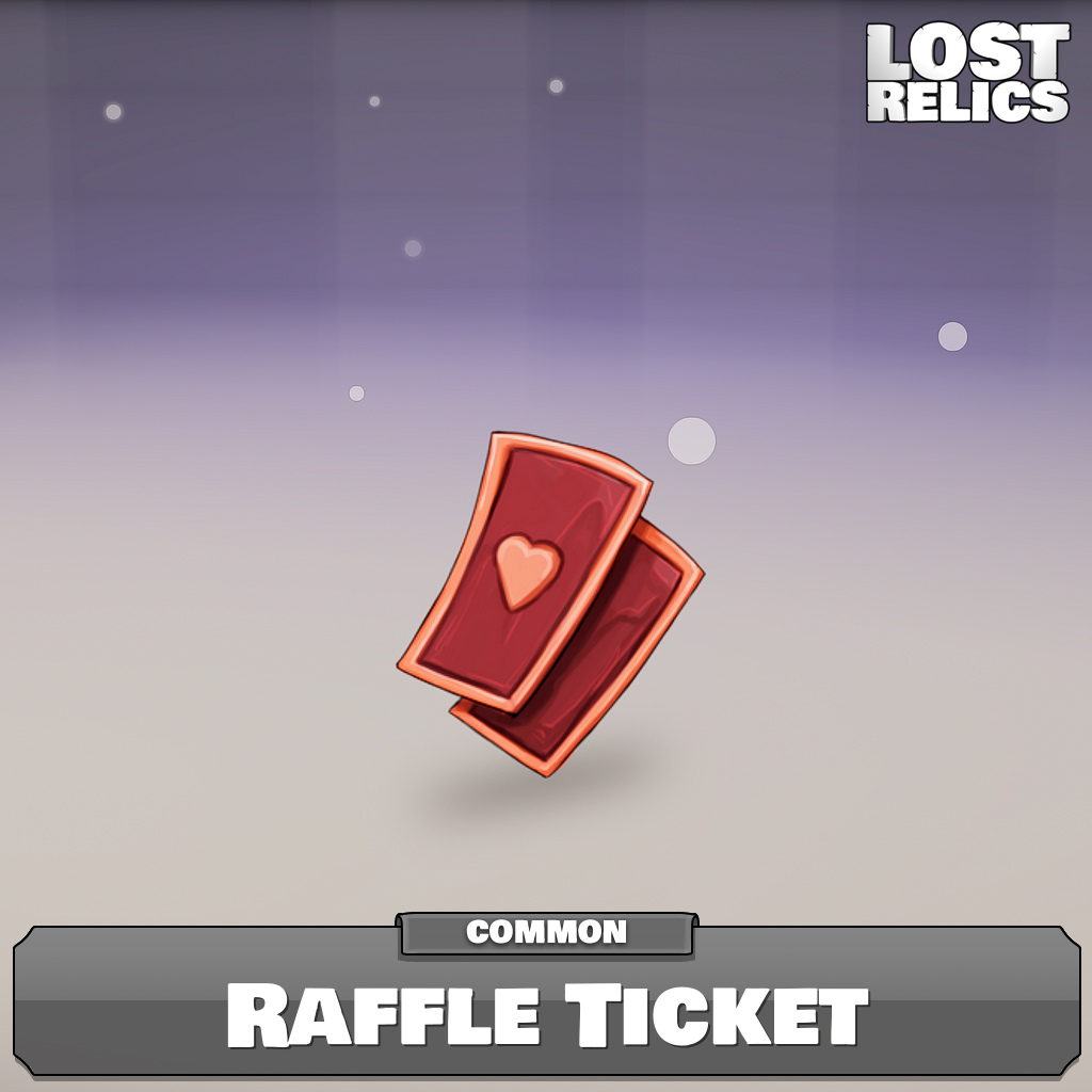Raffle Ticket Image
