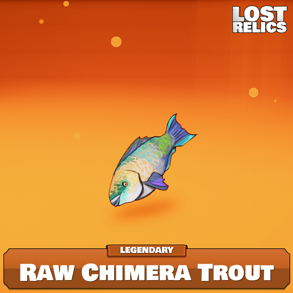 Raw Chimera Trout Image