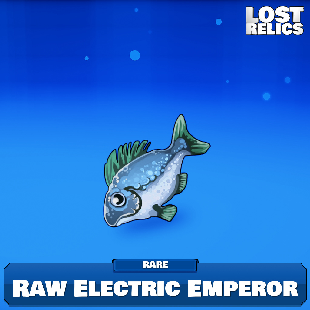 Raw Electric Emperor Image