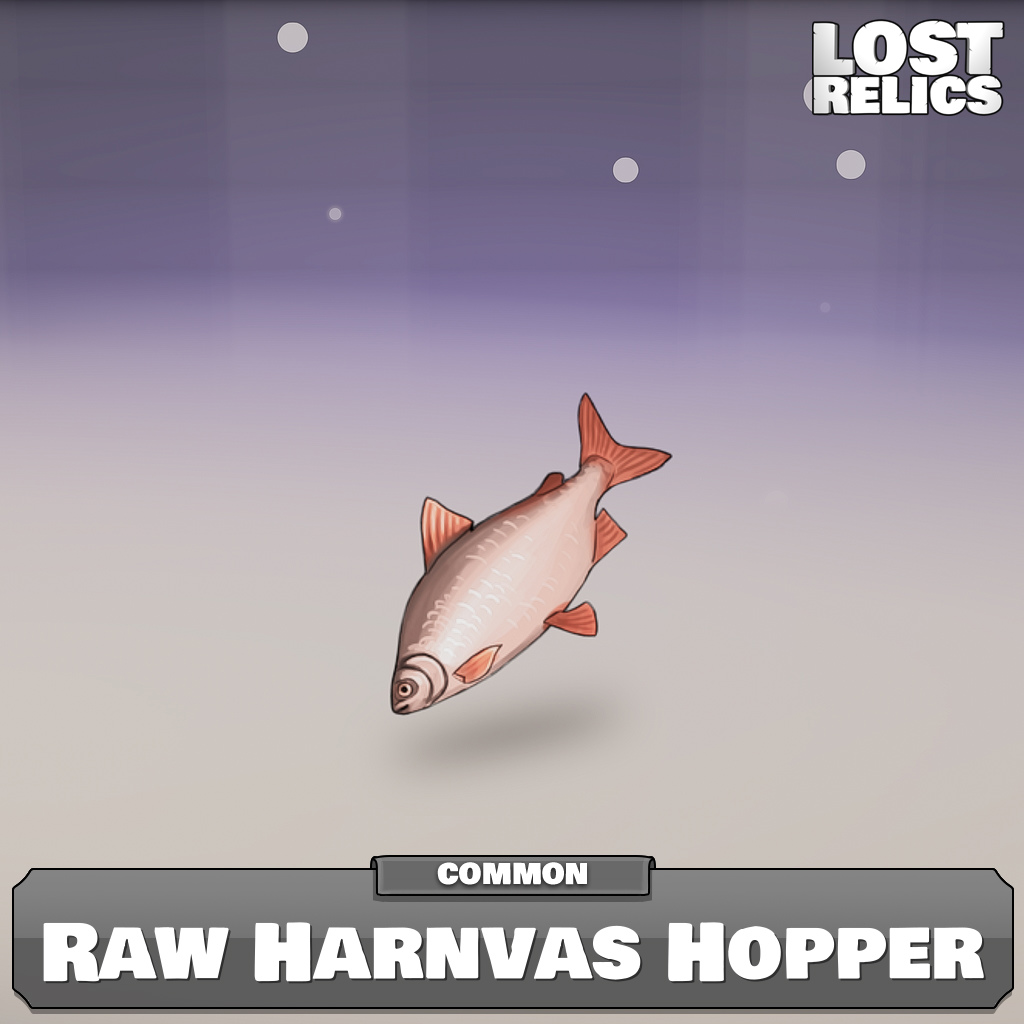 Raw Harnvas Hopper Image