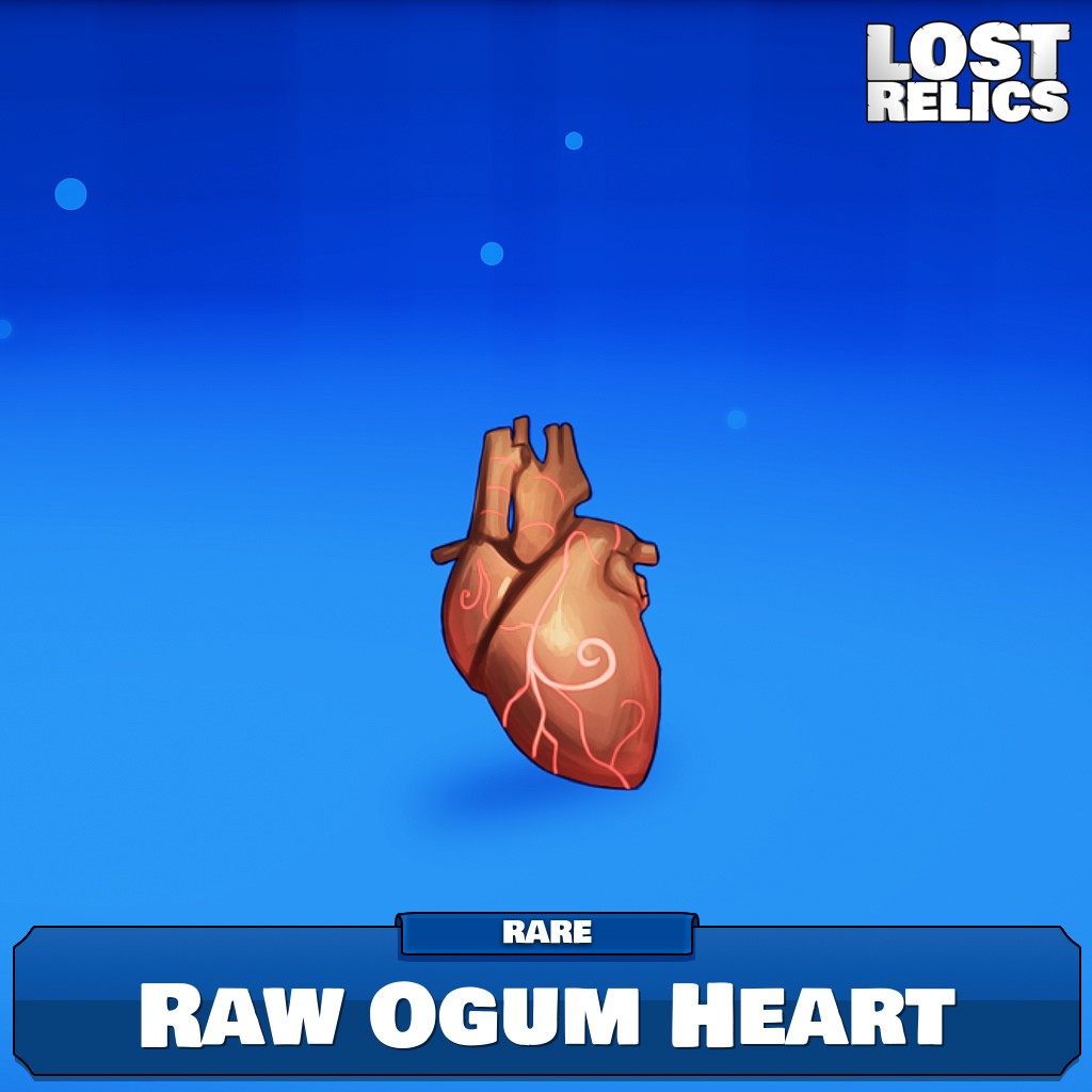 Raw Ogum Heart Image