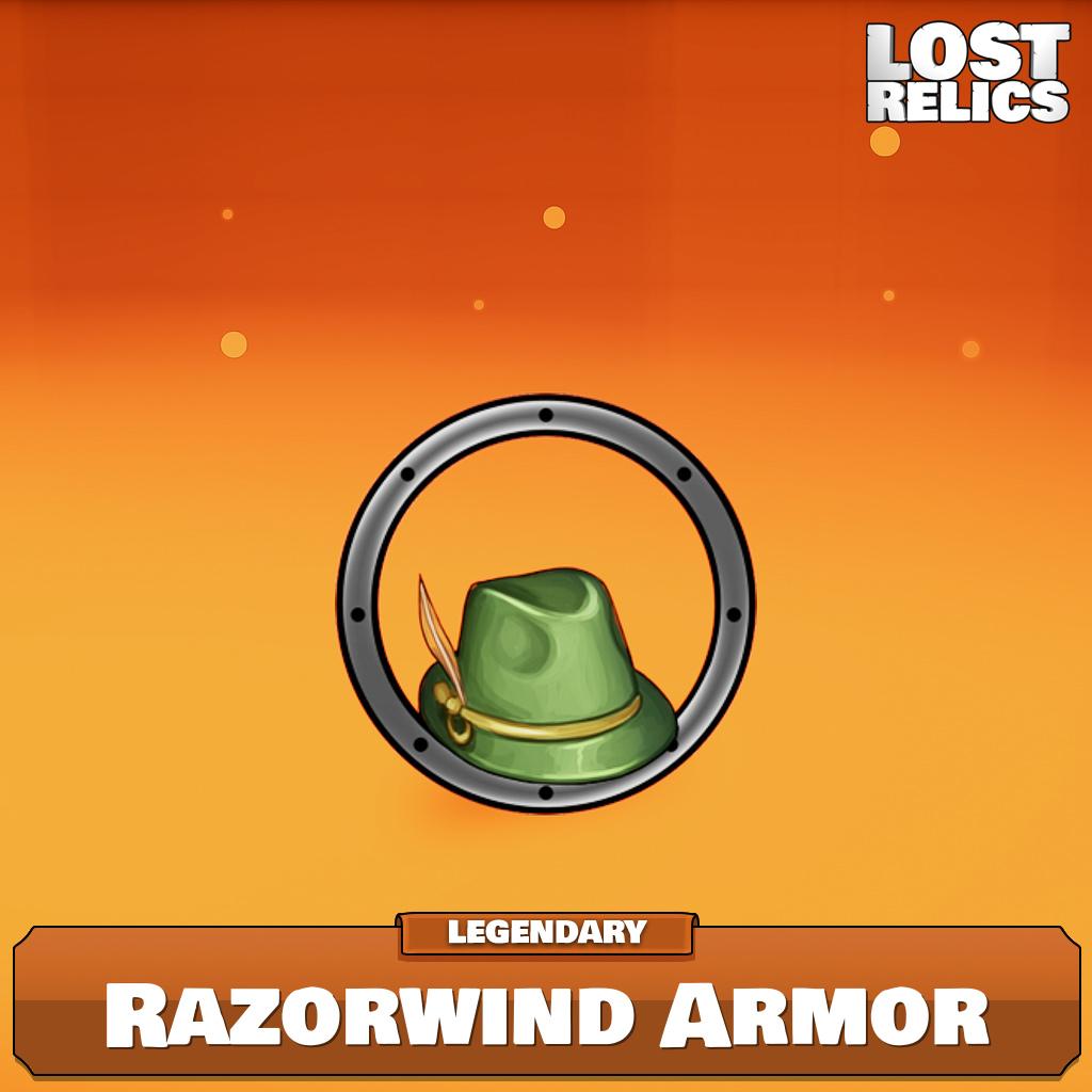 Razorwind Armor Image