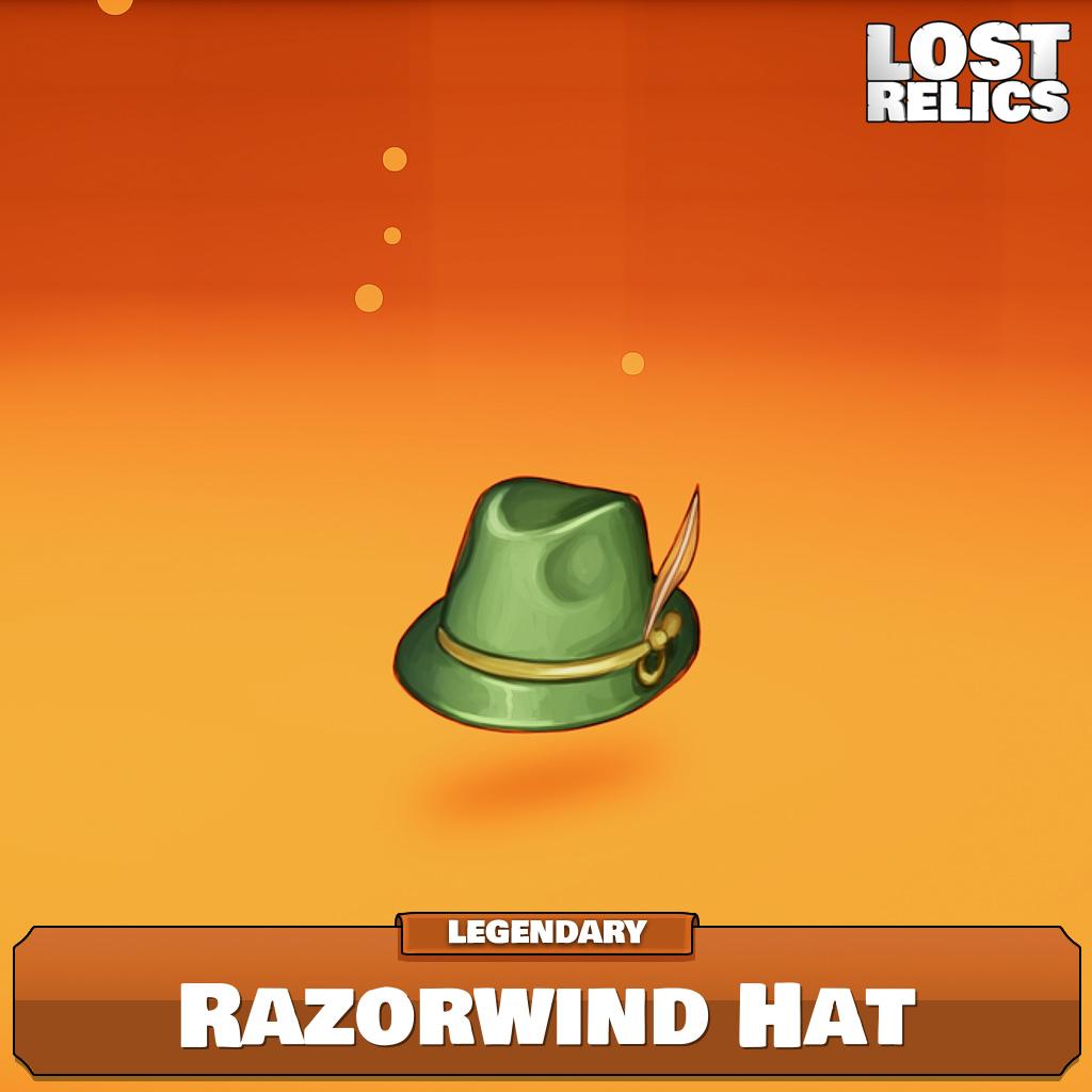 Razorwind Hat