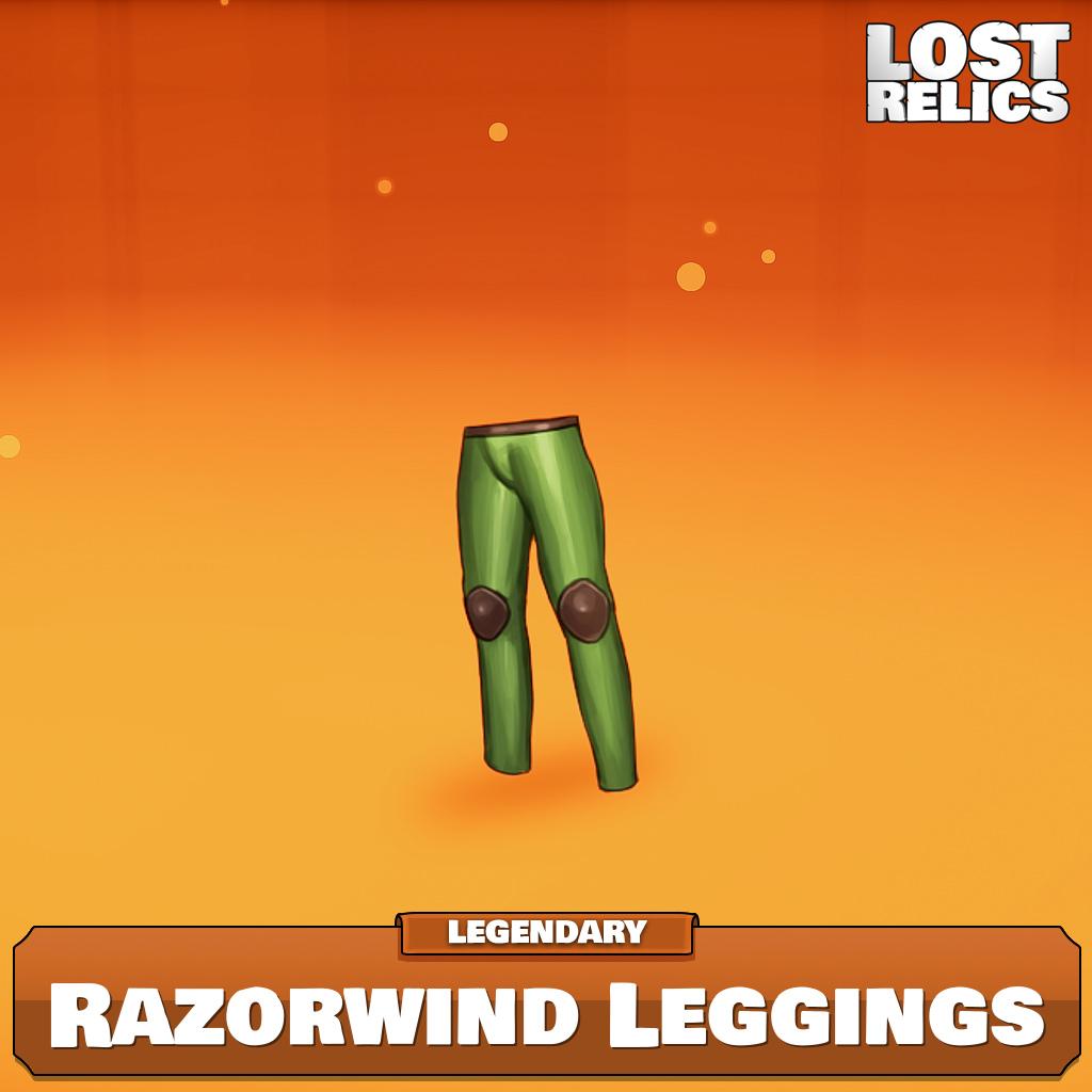Razorwind Leggings Image