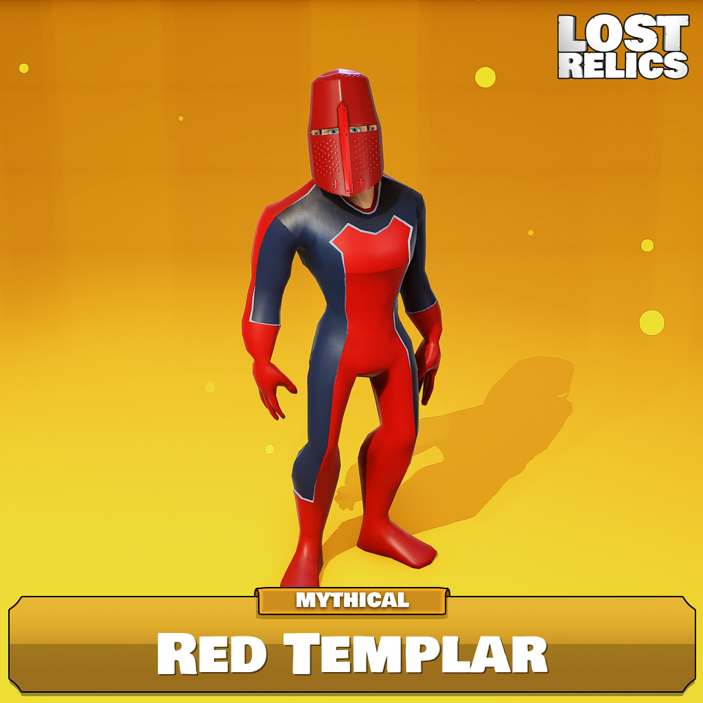 Red Templar Image
