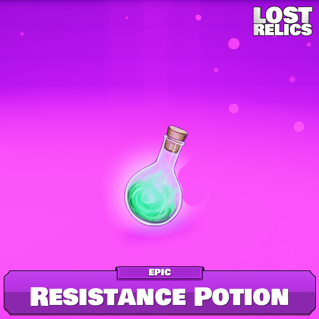 Resistance Potion Image