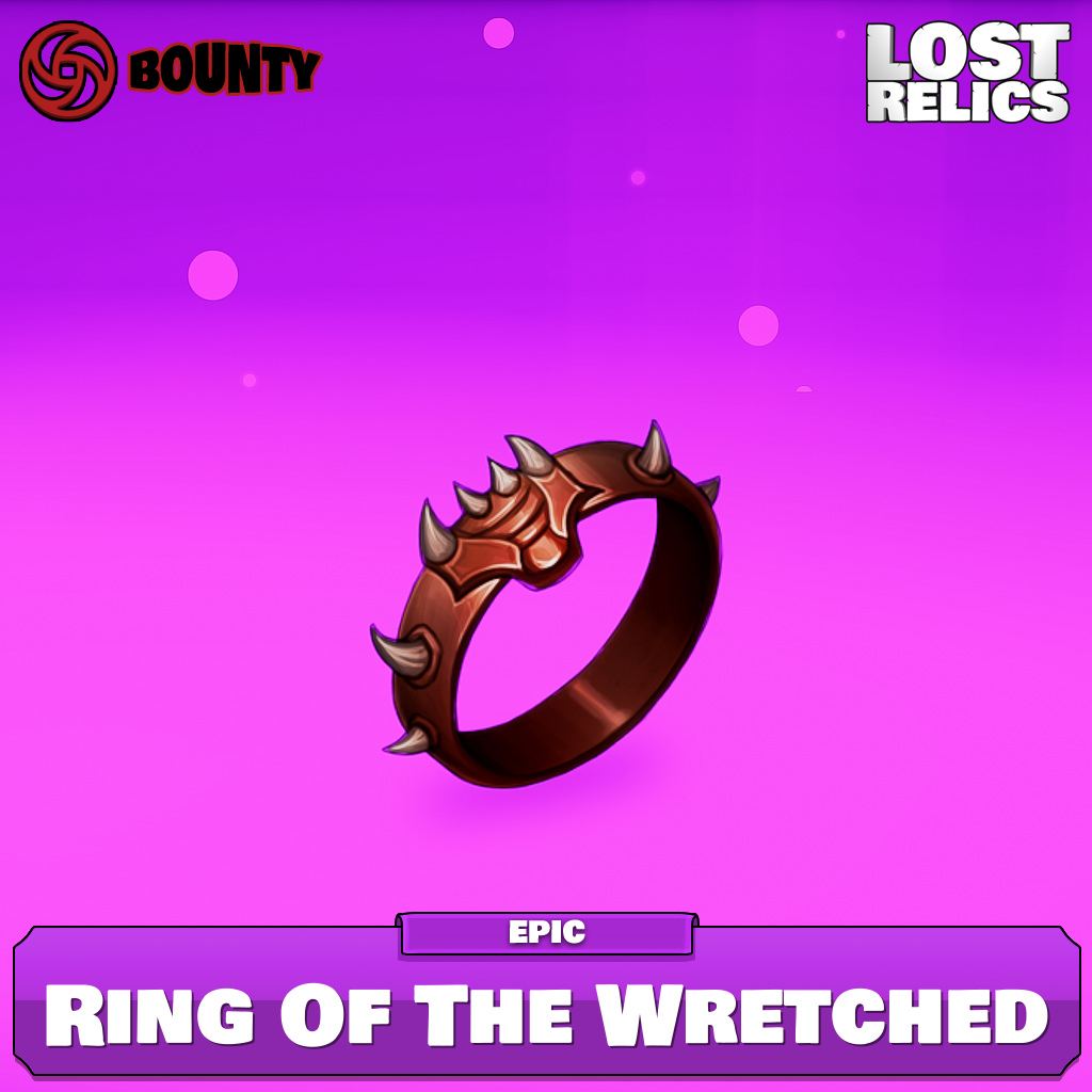 Ring Of The Wretched Image