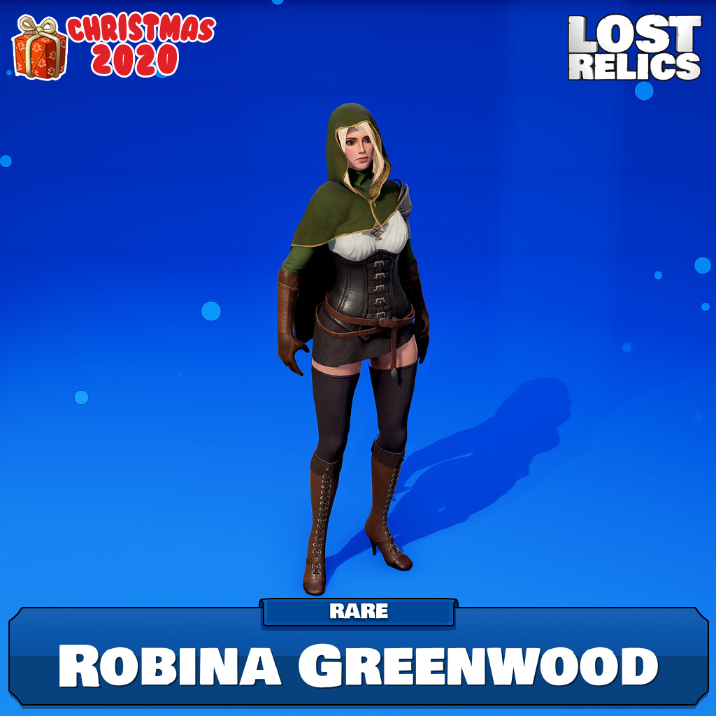 Robina Greenwood