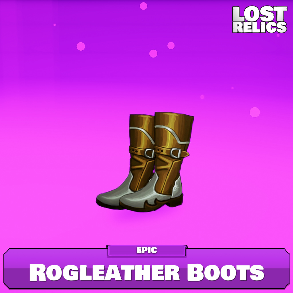 Rogleather Boots Image