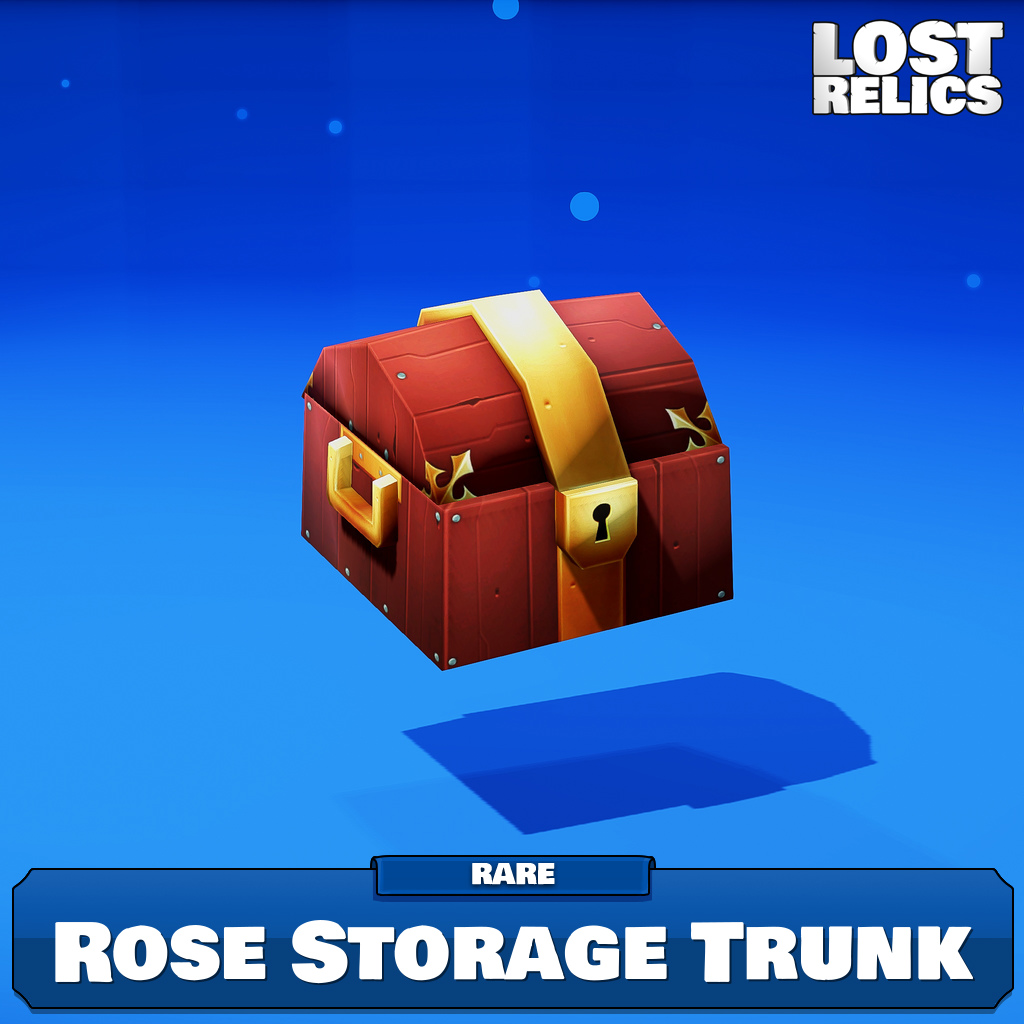 Rose Storage Trunk Image