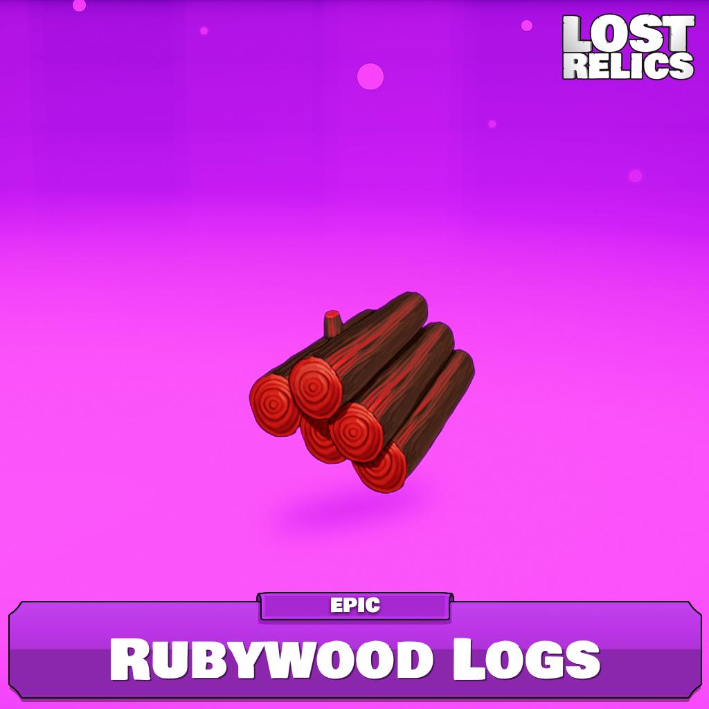 Rubywood Logs Image