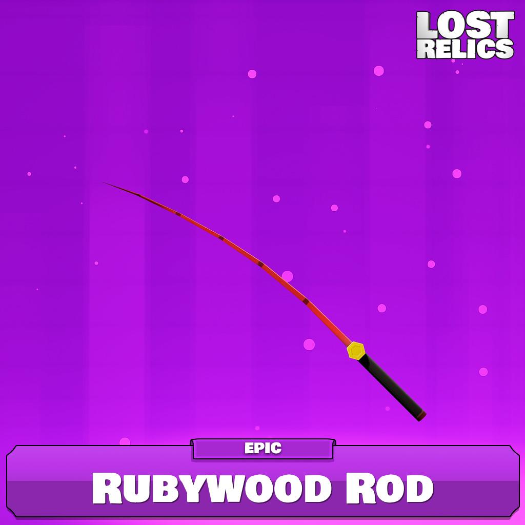 Rubywood Rod Image
