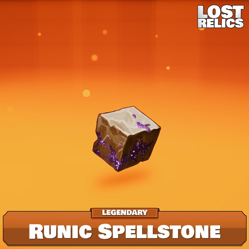Runic Spellstone Image