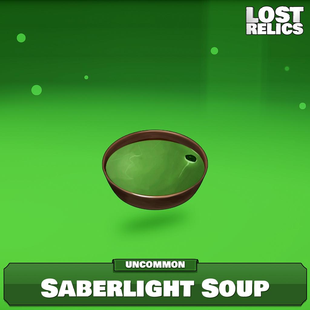 Saberlight Soup Image