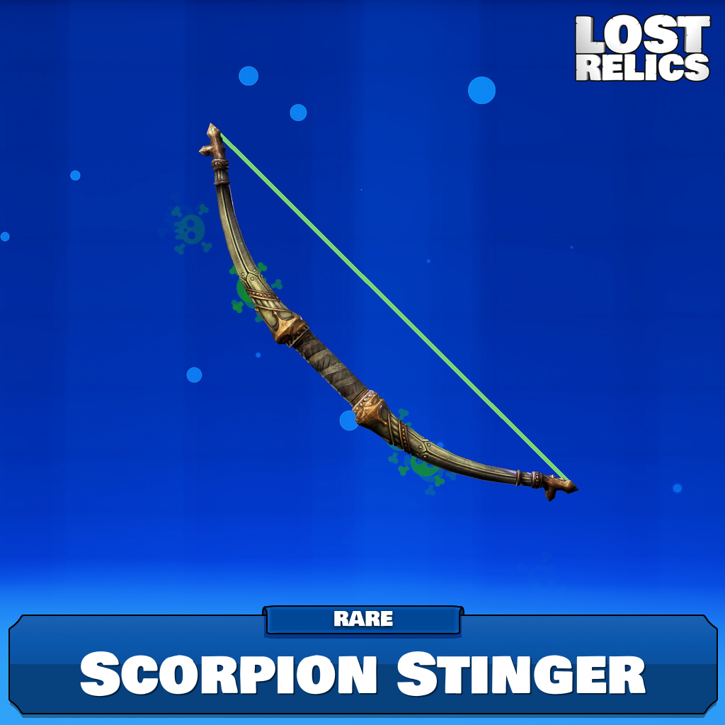 Scorpion Stinger Image