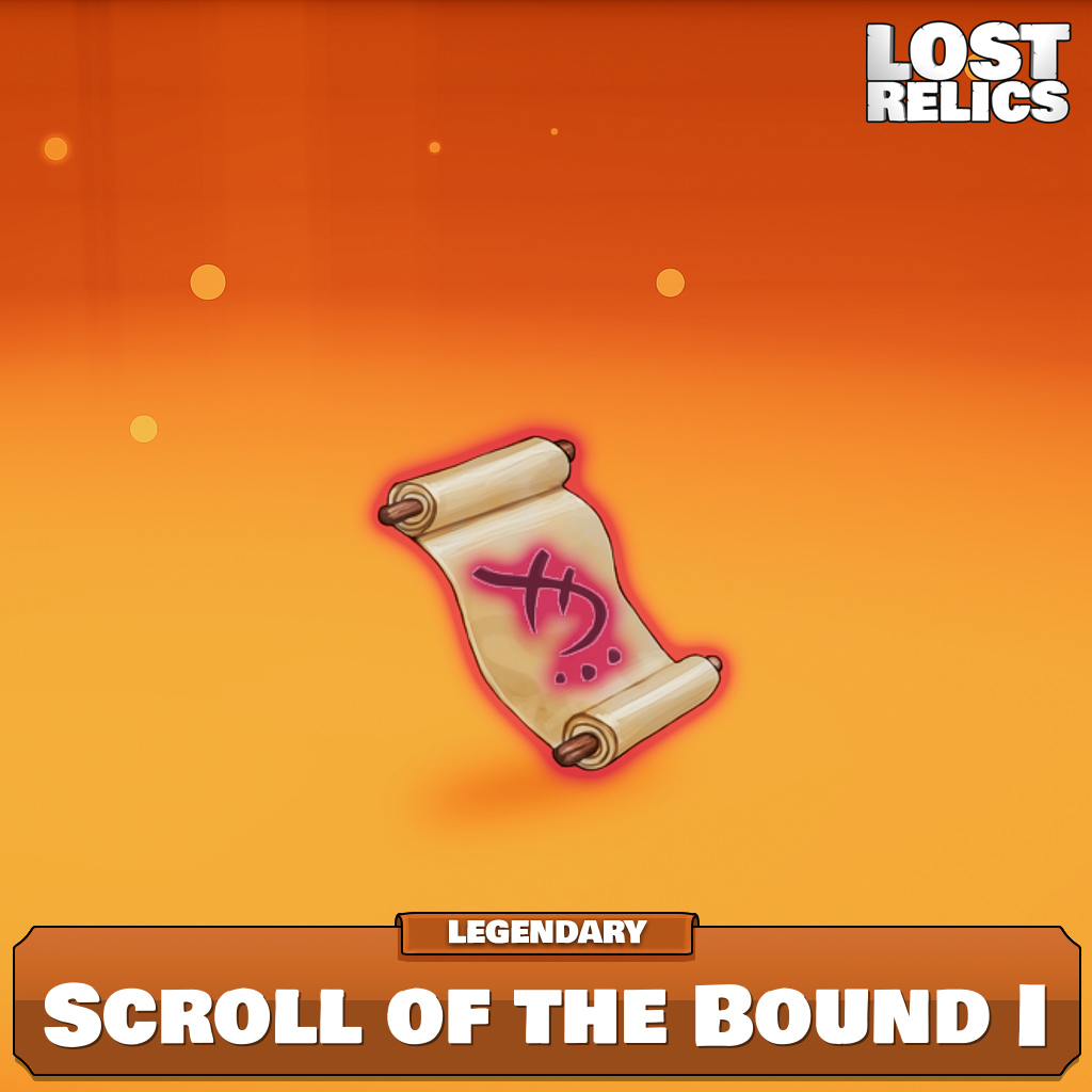 Scroll of the Bound I Image
