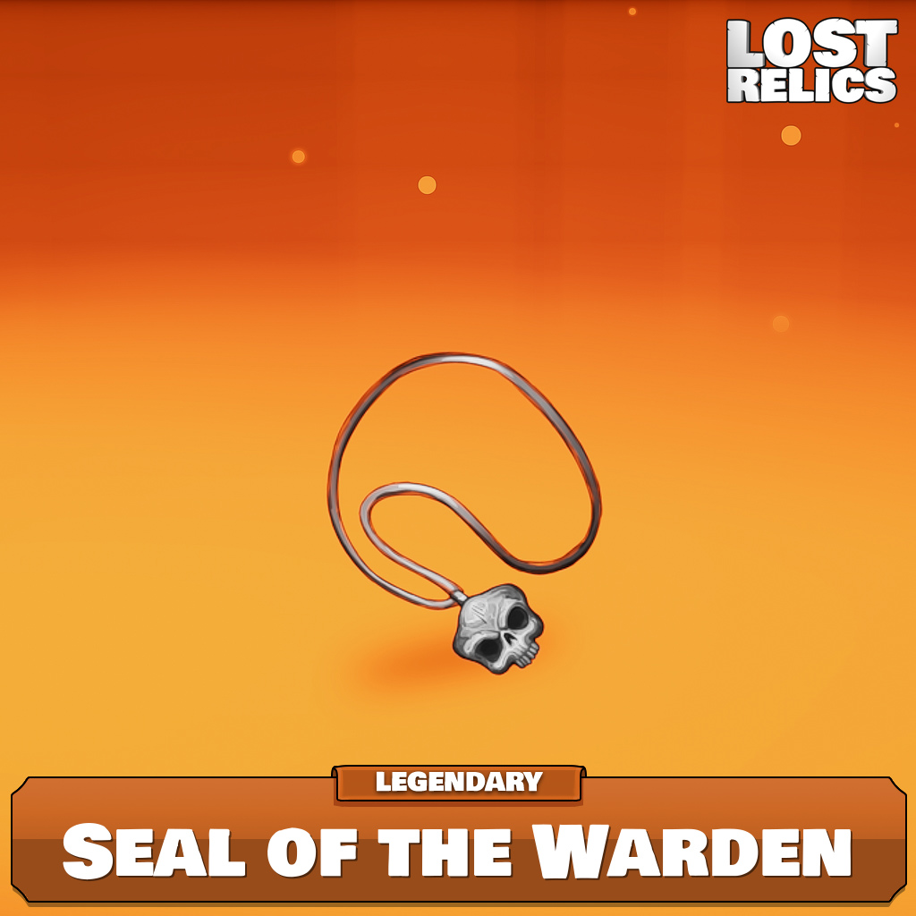 Seal of the Warden Image