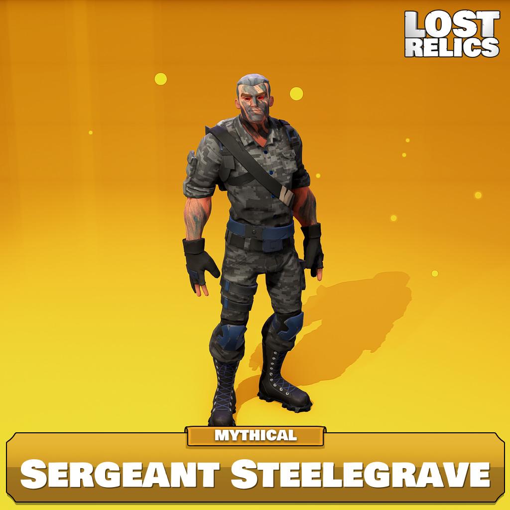 Sergeant Steelegrave Image