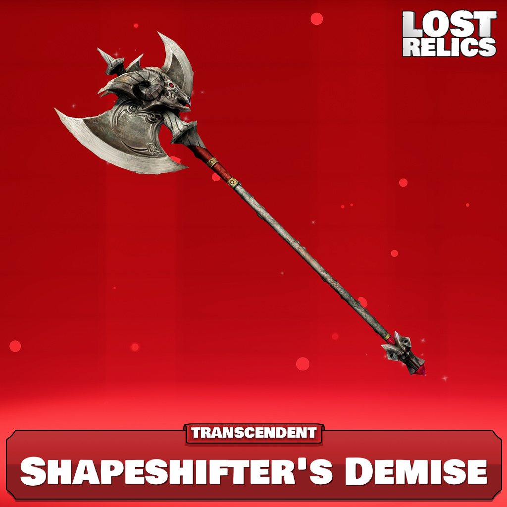 Shapeshifter's Demise Image