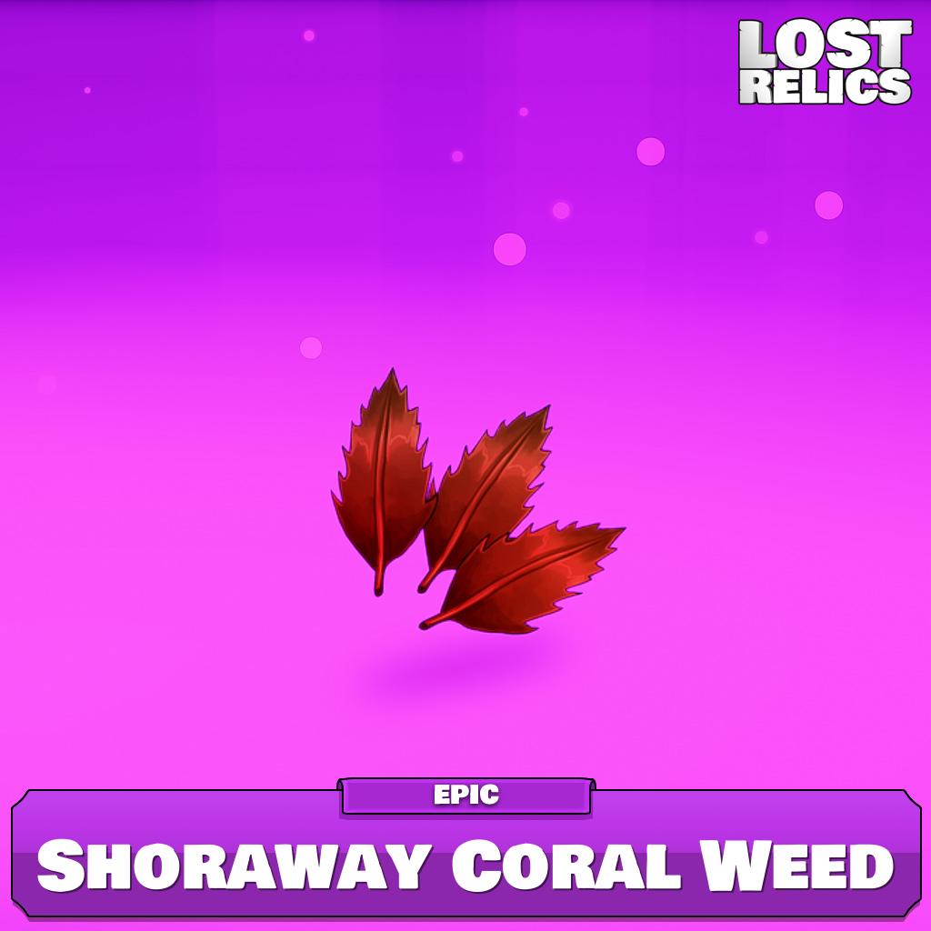 Shoraway Coral Weed Image